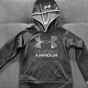 Boys Under Armour Hoodie YXS